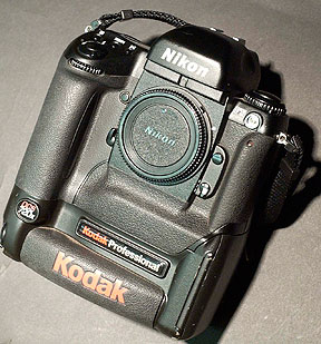 The Nikon/Kodak 720x and 760 Digitals are exceptional pieces of hardware