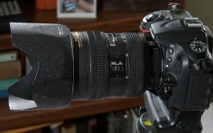 Another possible replacement for the Sigma might be the Nikkor AF-S 28-70mm f/2.8.
