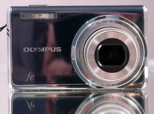 My Olympus FE-5020 is the best point-and-shoot camera I've ever owned, because it has a sharp lens capable of a very effective wide angle of view.