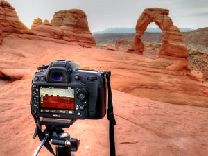Though it is increasingly crowded, my wife and I still hold a special place in our hearts for Arches National Park and its signature feature, Delicate Arch, which we last visited and photographed in October 2014.