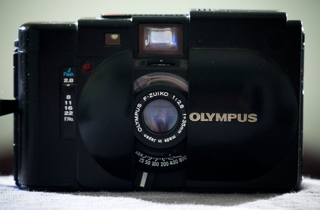 The compact, rugged Olympus XA was a great choice in the film era for anyone who wanted a fair amount of image quality in the smallest possible size.