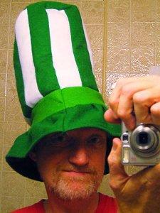 Coolest hat ever