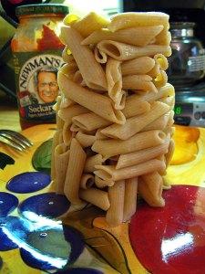 Noodle shaft