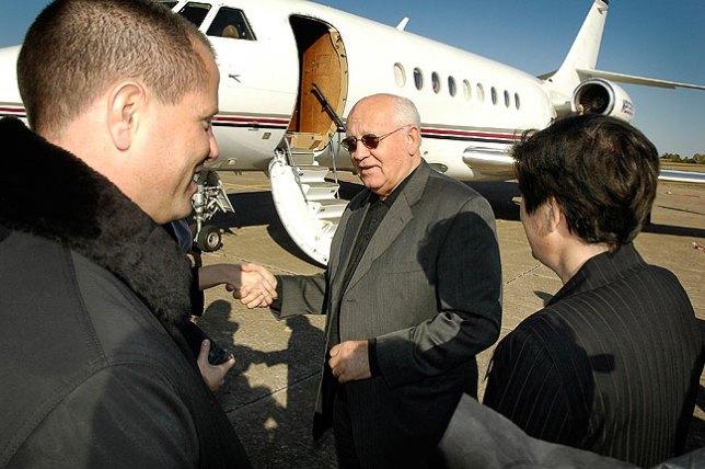 Mikhail Gobrachev, 2006