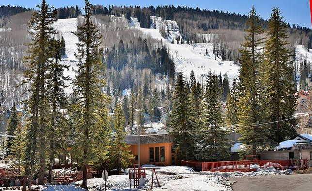 Durango Mountain Resort, March 2014