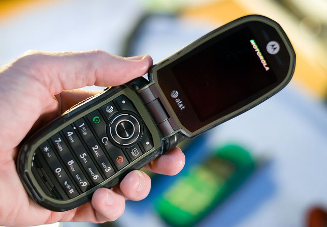 The best phone I ever owned before the smartphone era was the tough, good-looking, reliable Motorola Tundra.