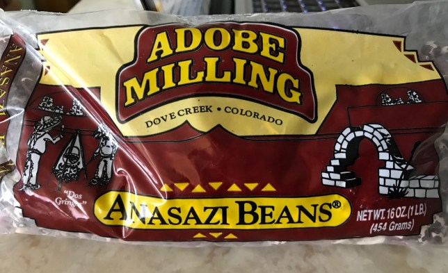 Why am I showing you this bag of beans that look like little cows? Read on!