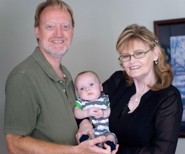Abby and I became grandparents in 2011. Our grandson is named Paul Thomas Reeves.