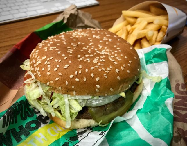 "The ""Impossible Whopper"" is not only possible, it isn't all that great."
