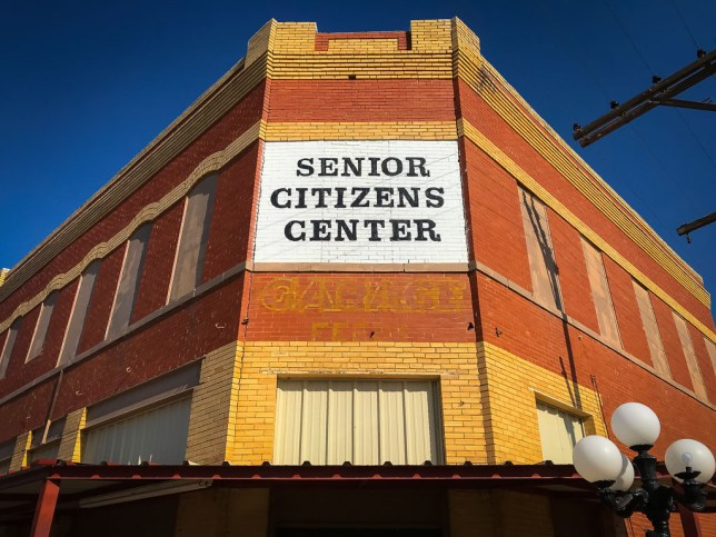The Ryan, Oklahoma Senior Citizens Center was host to this year's Shoffner Family Reunion.