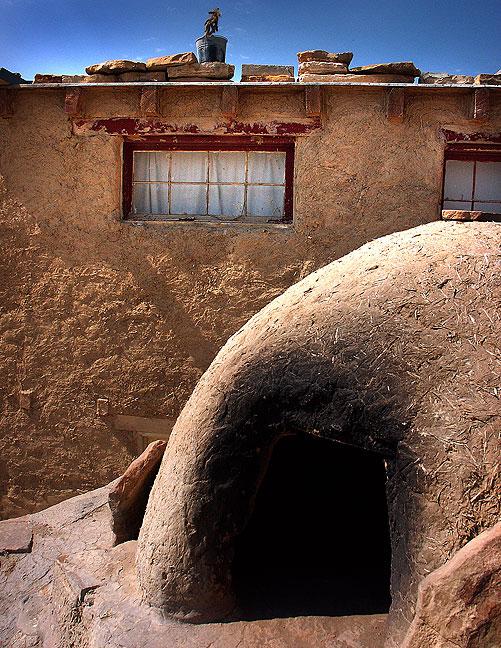 Kiln, Acoma Pueblo