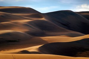 Great Sand Dunes National Monument, Colorado.