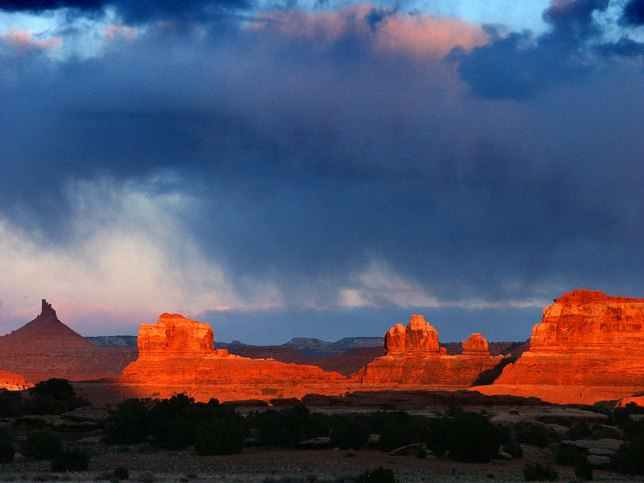 Over the years, Canyonlands National Park has become one of my favorite place in the world.