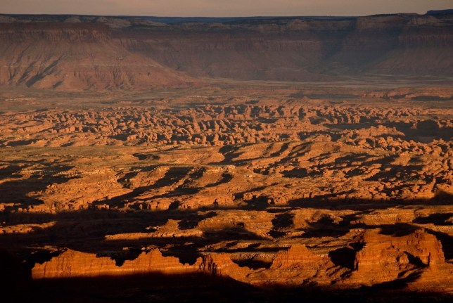 Grand View Point, Island in the Sky, Canyonlands National Park
