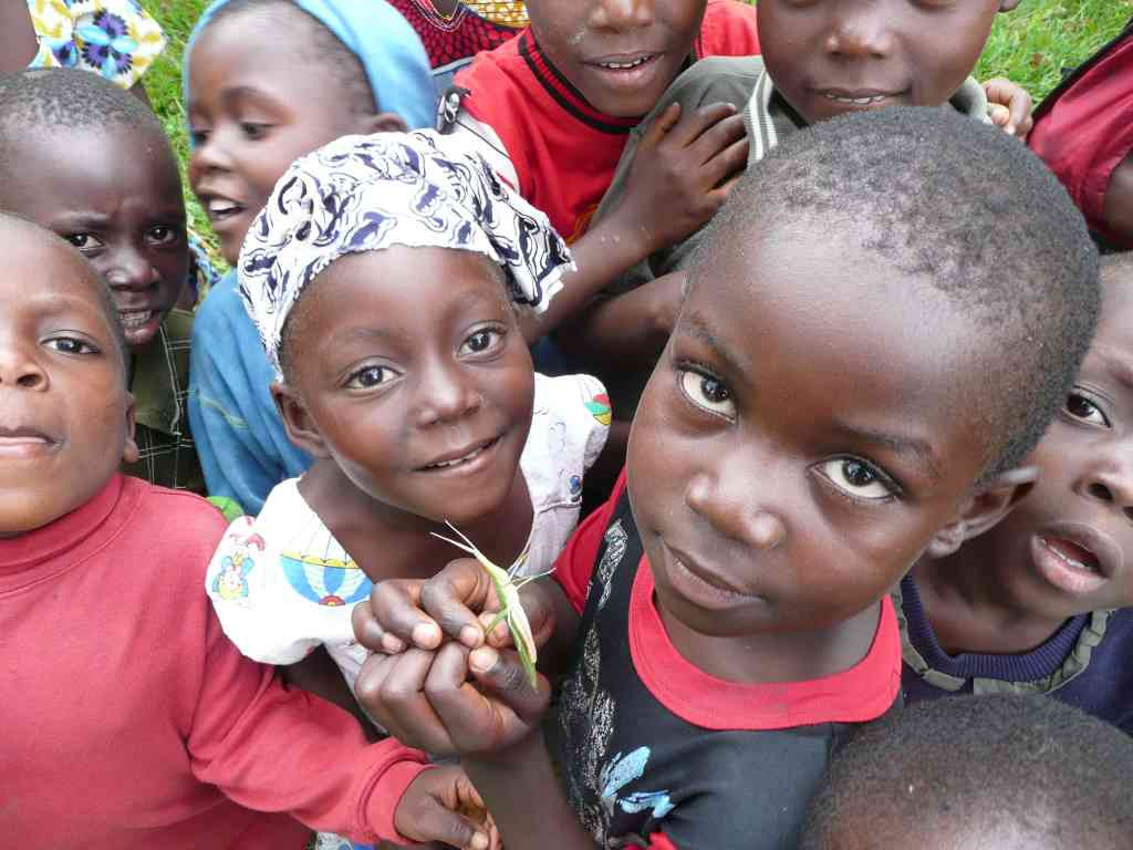 Some cared for Orphans in Burundi's Villages Of Life