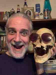 Rik and Skull