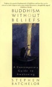Buddhism Without Beliefs book cover.