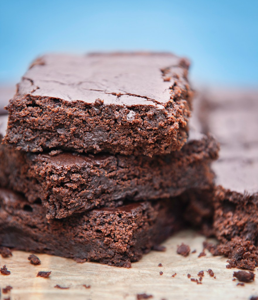 vegan chocolate brownie recipe