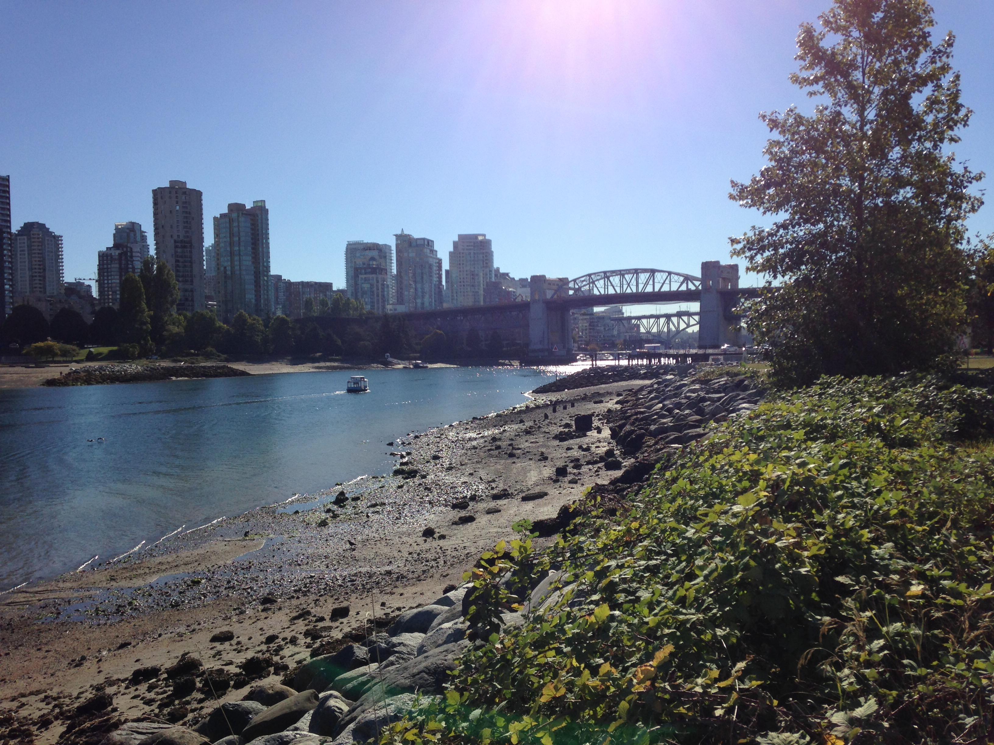 Sea Wall, Vancouver