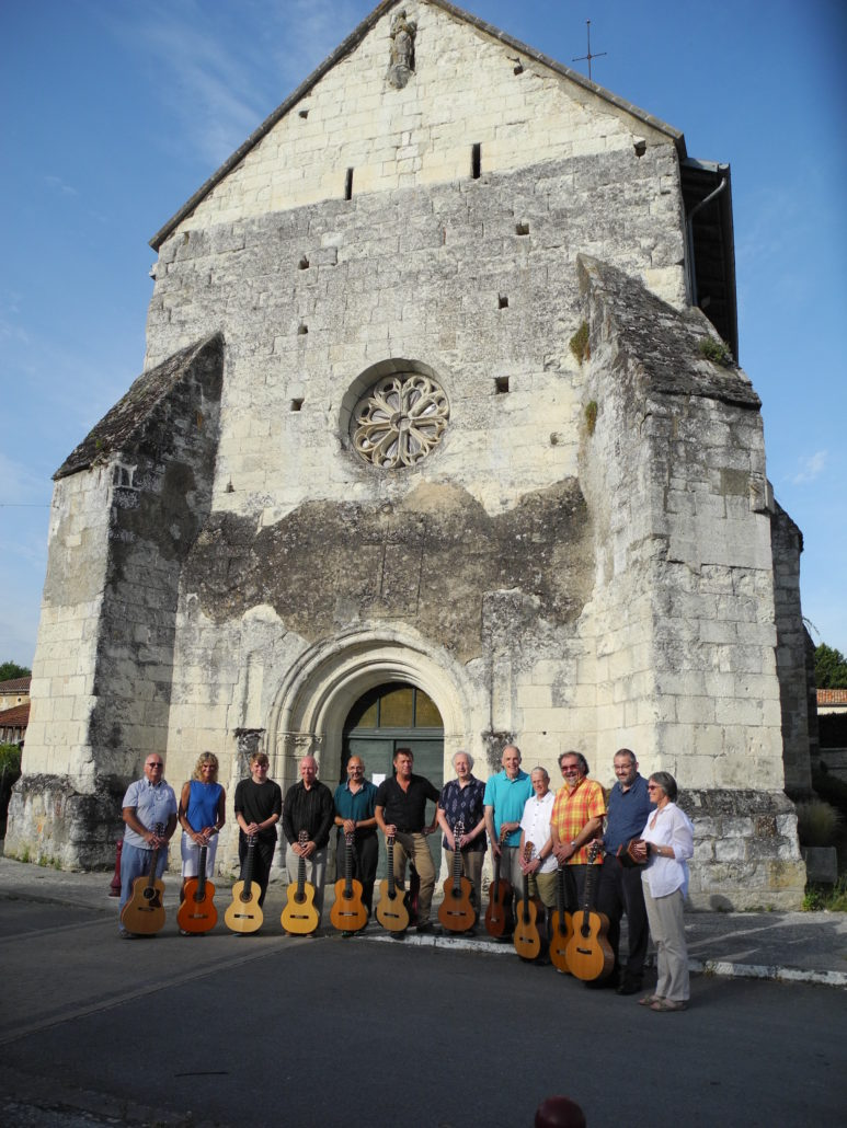 French Guitar Adventurers