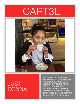 Just Donna