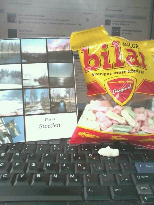 Treats from Sweden! (2/2)