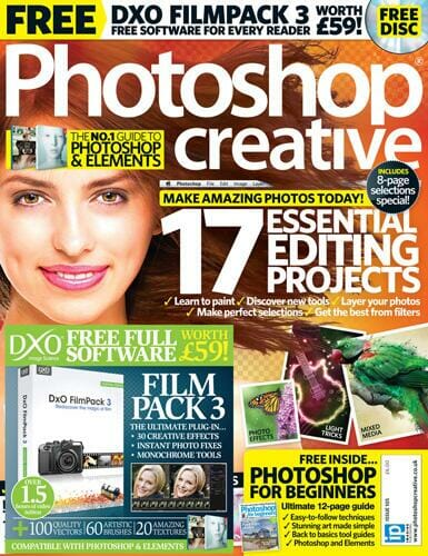 Photoshop Creative Issue 105