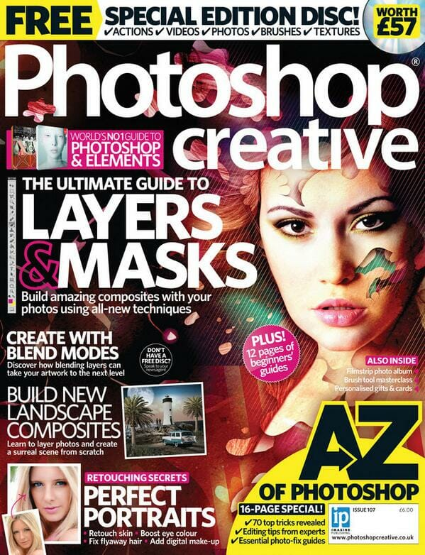 Photoshop Creative Issue 107