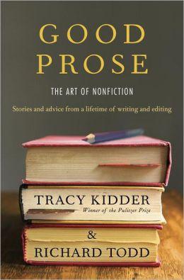 Kidder-Good Prose