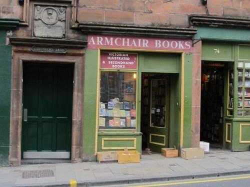 Bookstore, Quaint x