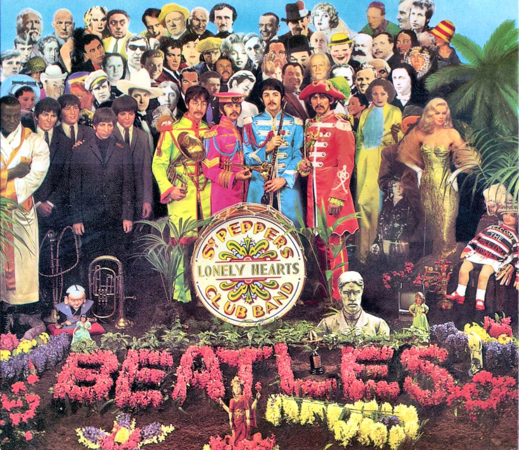 Beatles-Sgt. Pepper
