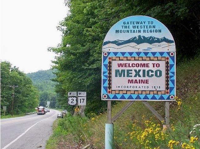 Mexico, Maine2