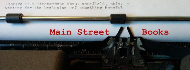Main Street Books Typewriter