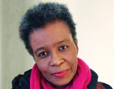 Claudia Rankine, photo by John Lucas