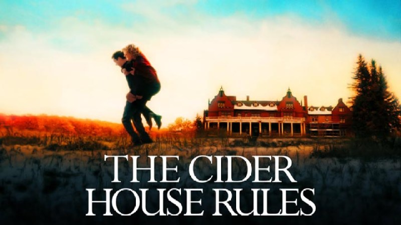 Cider House Movie Poster