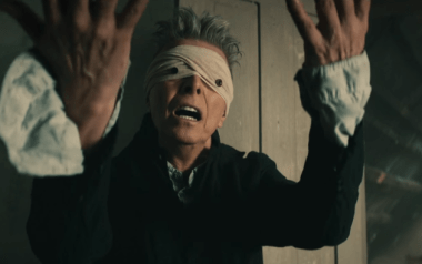 """[2016: Bowie exits with """"Blackstar.""""]"""