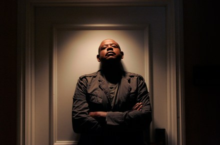Actor Forest Whitaker at the Four Season hotel in Beverly Hills Thursday August 23, 2006. He usually takes on quiet, internally driven roles, but he is now playing the murderous and probably psychotic Ugandan president Idi Amin in the Last King of Scotland.