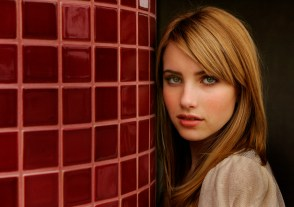 Emma Roberts in Beverly Hills Monday May 21, 2007. She stars in the new movie Nancy Drew, opening June 15.