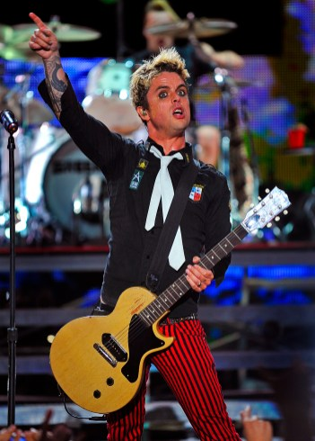 GREEN DAY - BILLIE JOE ARMSTRONG