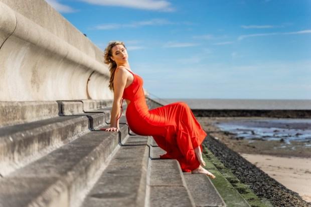 Sunny Harwich Beach (56)
