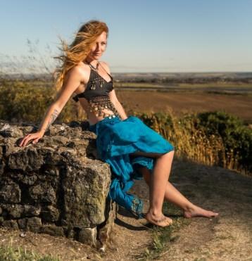 Jenna Hadleigh Castle (2)