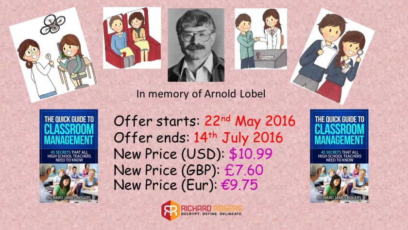 Arnold Lobel Special Offer