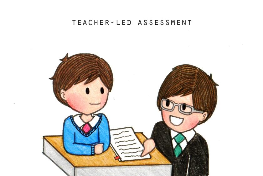 Teacher-led assessment