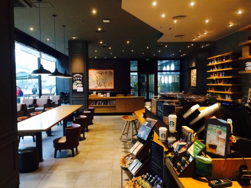 Starbucks Banan Wanda Plaza
