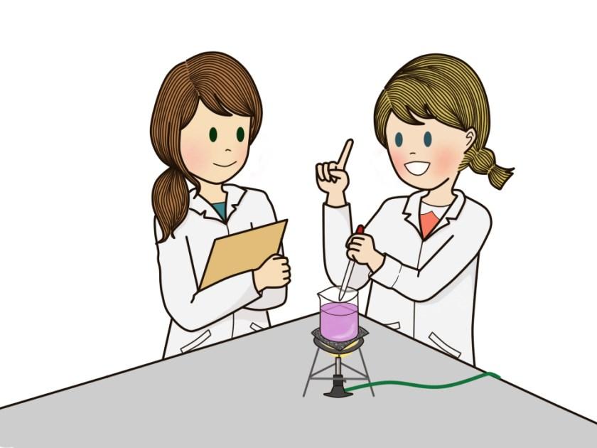 lab girls