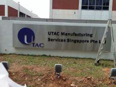 UTAC new panel
