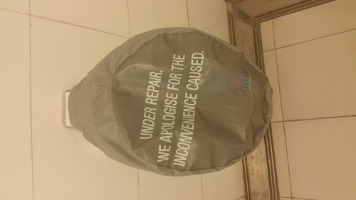 Urinal pit cover