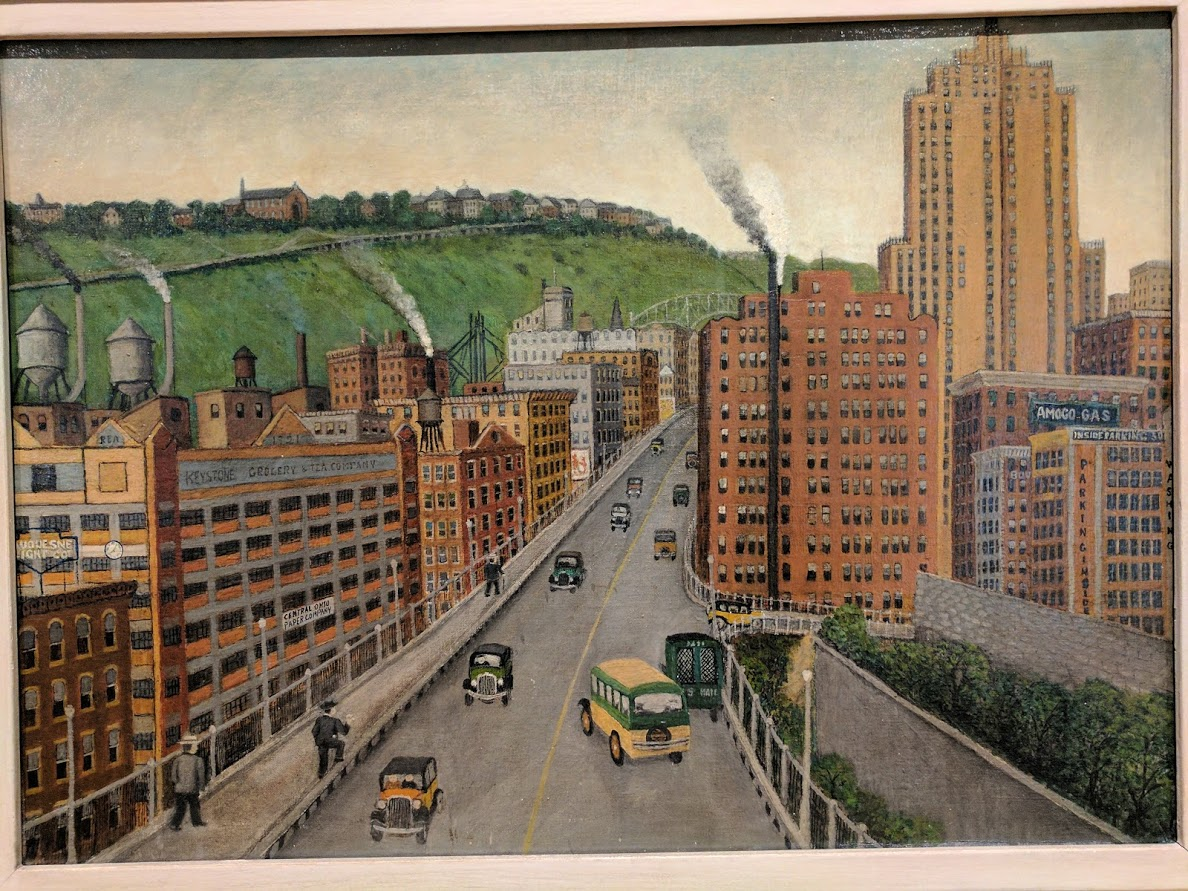 Boulevard of the Allies by John Kane