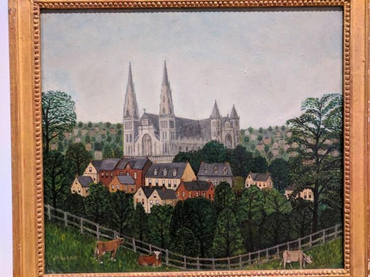 St. Paul's Church by John Kane