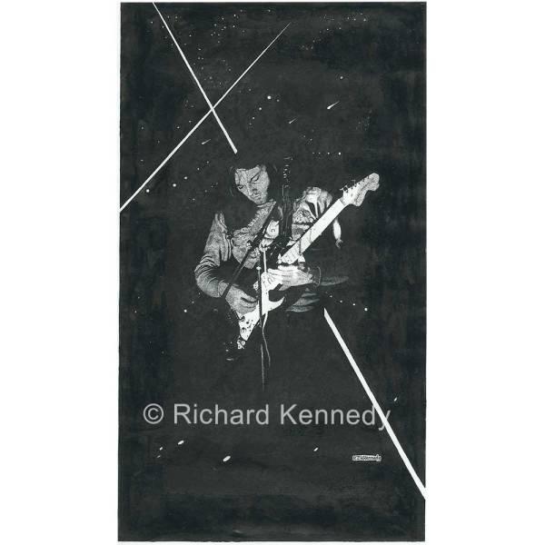 Pink Floyd: David Gilmore